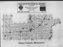 Index Map, Sibley County 1989